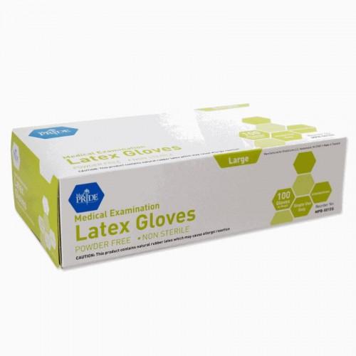MedPride Latex Exam P.F. Glove