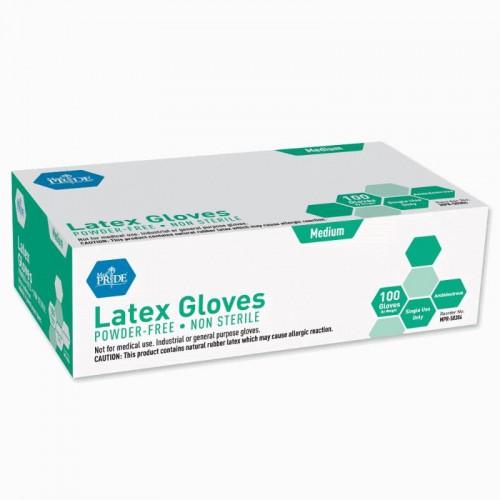 MedPride Latex P.F. Glove...