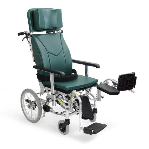 河村 Kawamura 高背躺仰型輪椅細轆 (16.8寸)