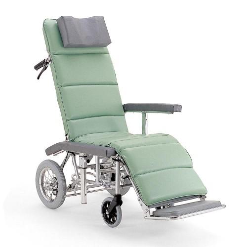 河村 Kawamura 高背躺仰型輪椅細轆