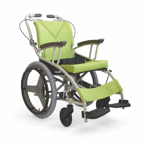 河村 Kawamura 助行車/輪椅大轆 (兩用輪椅)